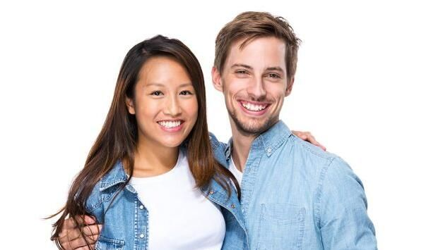 Chinese women dating caucasian men