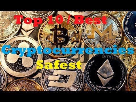 Safest way to invest in cryptocurrencies