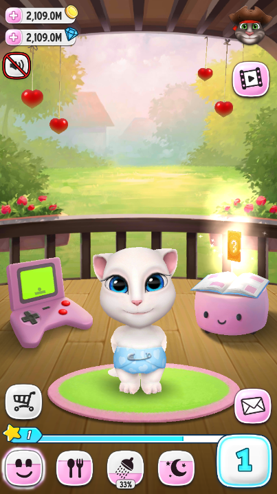 My Talking Angela Hack ? Get *999,999* Diamonds and Coins! Tutorial