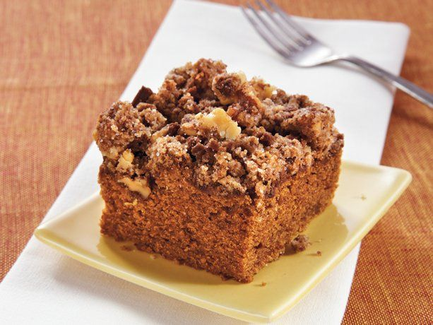 Gingerbread Coffee Cake...using Gingerbread Cookie Mix