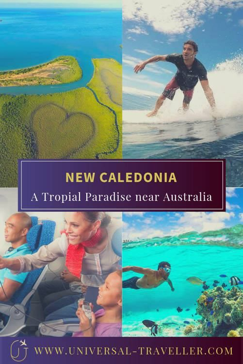 Photo of New Caledonia – A Tropical Paradise 600 miles of the shores of Australia