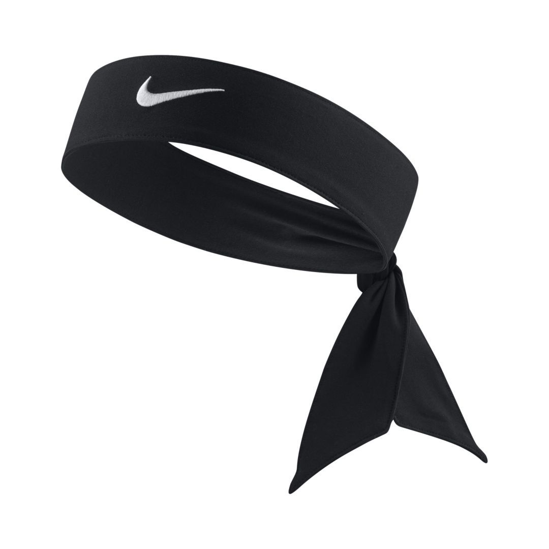 Nike Kids Head Tie Size One Size Black Head Ties Nike Tie Headbands Nike Headbands