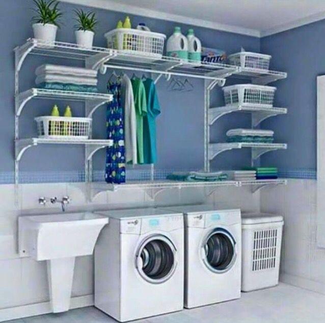 Lavander a cosas para comprar pinterest lavander a for Muebles lavanderia casa