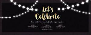 ideias de convites festa 18 anos