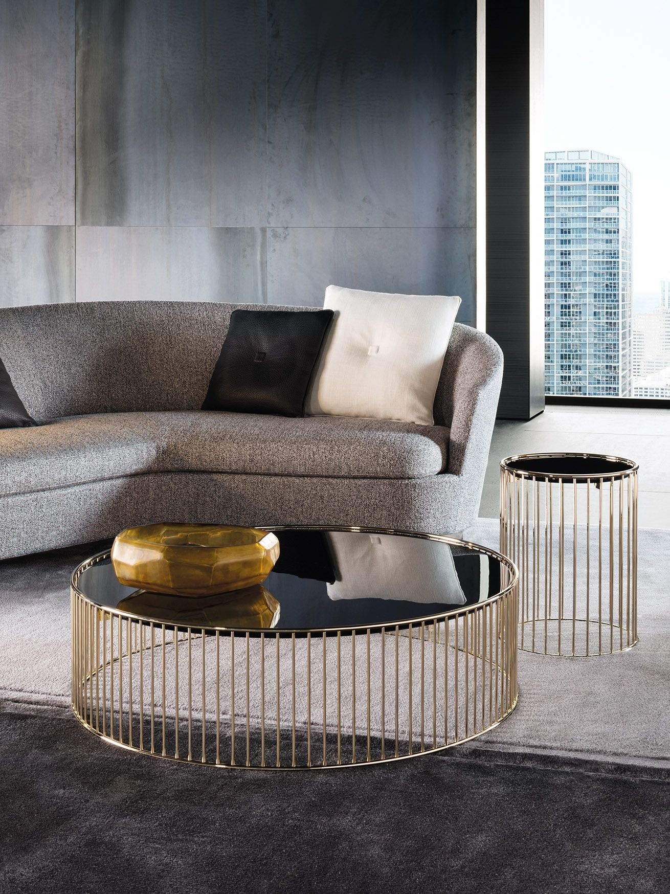 Minotti Couchtisch Caulfield Coffee Table By Rodolfo Dordoni For Minotti Chaji