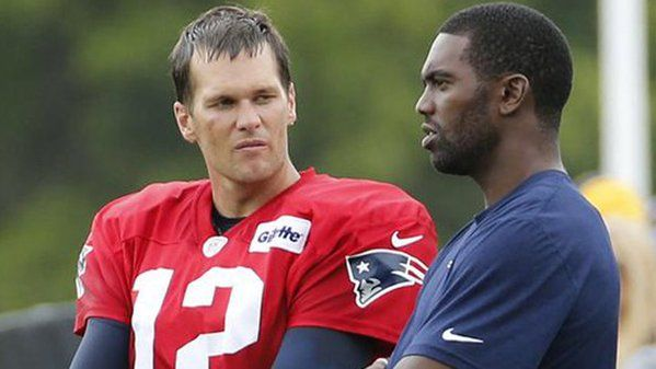 Randy Moss says he was blessed to play for The Patriots, & called them his number 1 team.