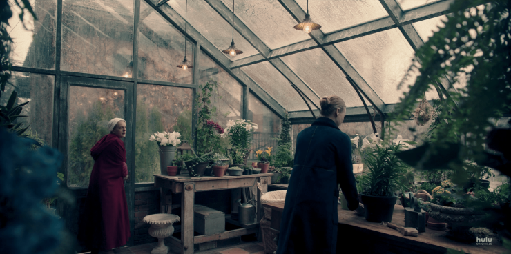 Handmaid S Tale Greenhouse Google Search Lean To Conservatory