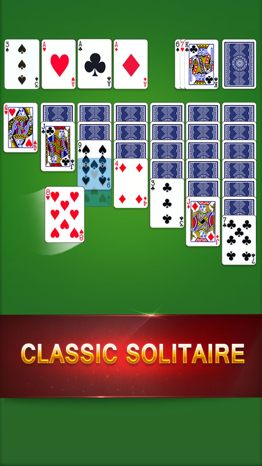 ?Solitaire FamilyBoardappsios App, Iphone, Games