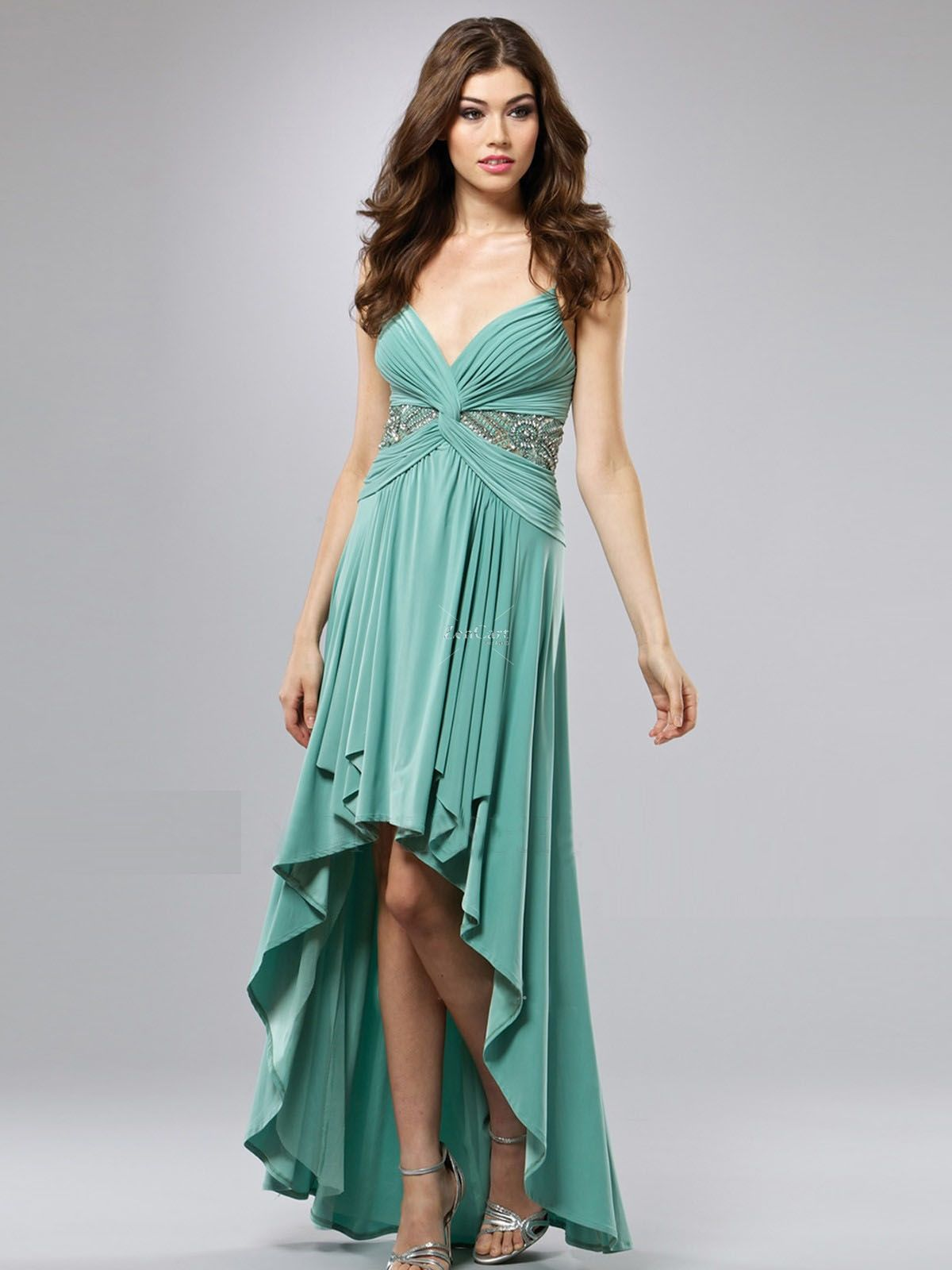 images of turquoise high low dresses - Google Search | cheyennes ...