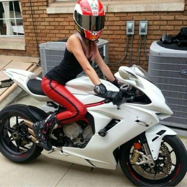 Image result for sports bike girls