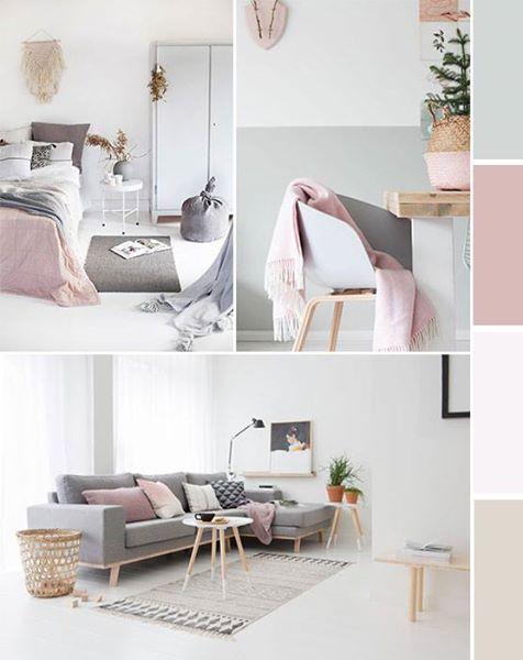 33+ Peinture chambre rose poudre et gris ideas in 2021