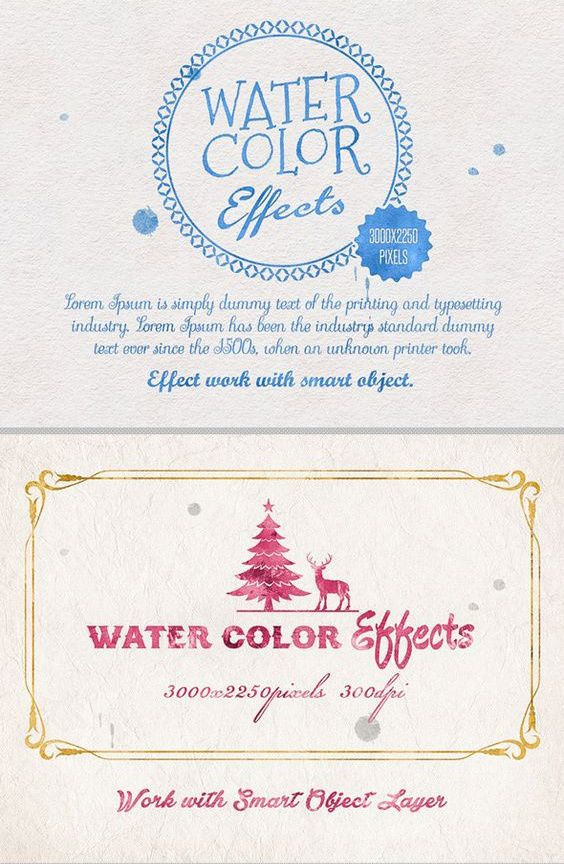 water-color-effects