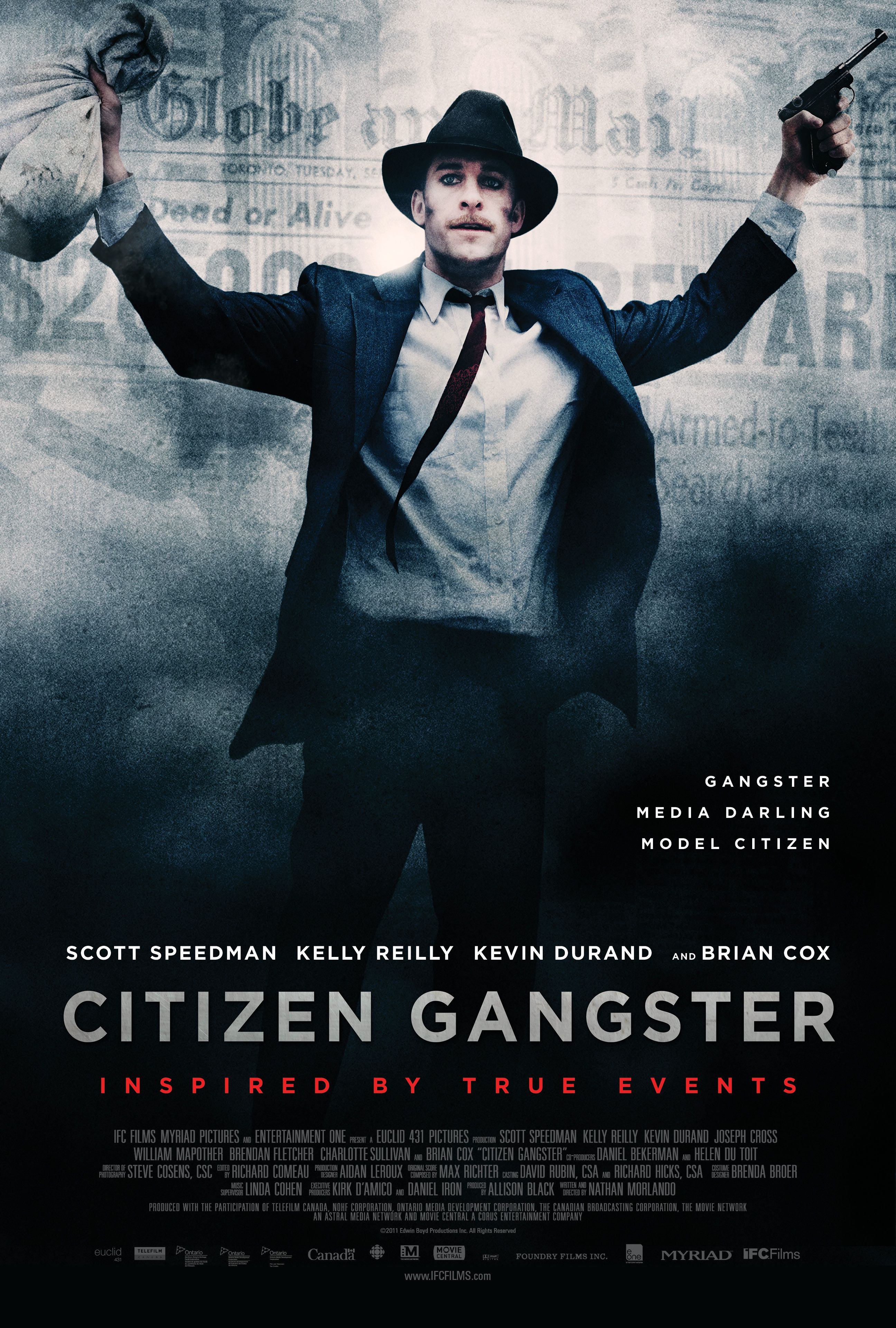 Citizen Gangster Rotten Tomatoes Gangster Crime Movie Gangster Movies
