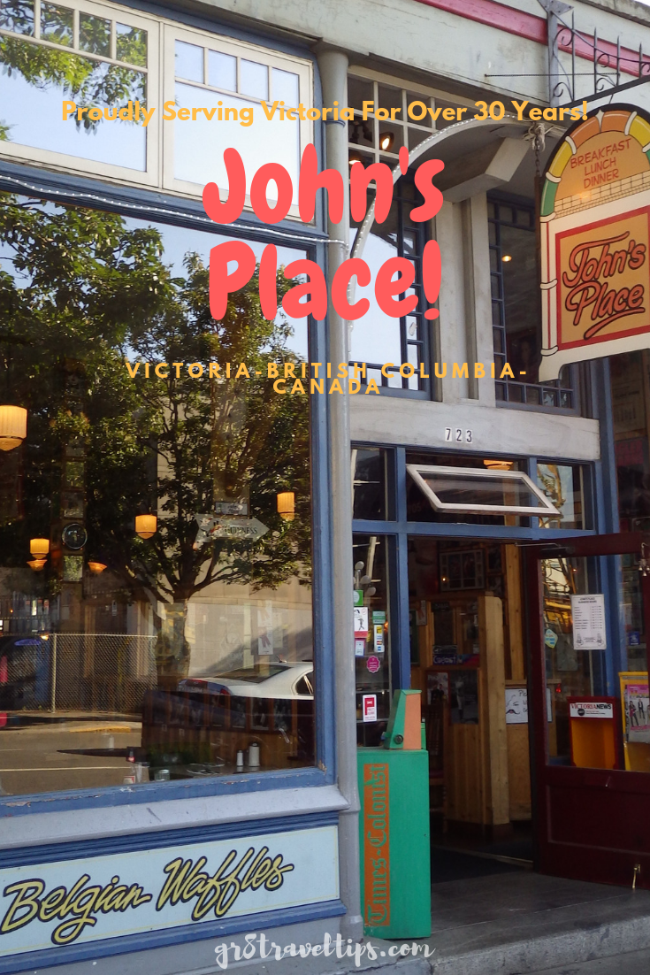 John S Place Restaurant In Victoria Bc Review Gr8 Travel Tips Victoria British Places British Columbia