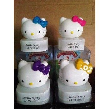Parfum Mobil Hello Kitty Kepala Harga 55000 Belum Termasuk