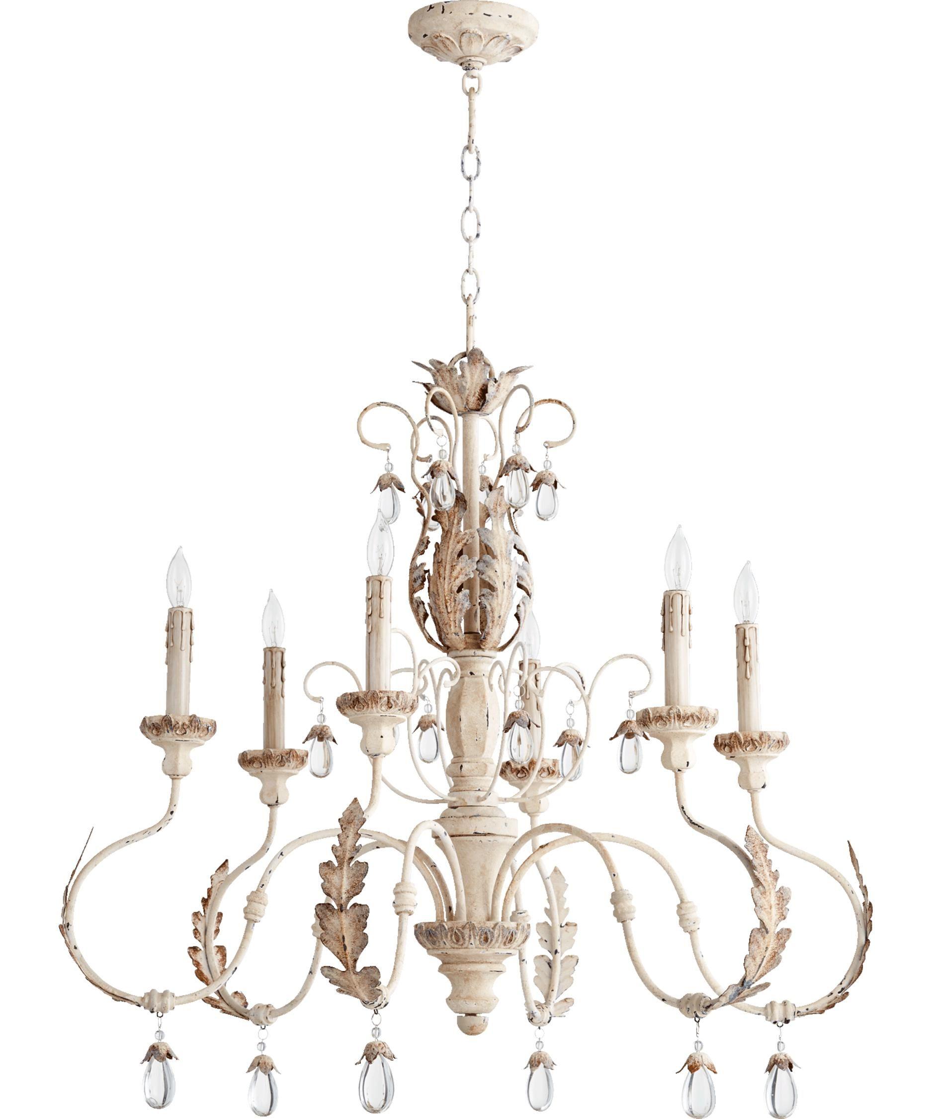 quorum international lighting semi flush quorum international 6444670 venice 32 inch wide light chandelier capitol lighting 1800lightingcom in 2018