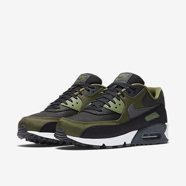 new style 7f55c e2b4d Nike Air Max 90 Premium Men's Shoe | Airmax Only! | Nike air max ...