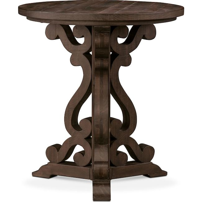 Charthouse Chairside Table   Chair side table, Living room ...