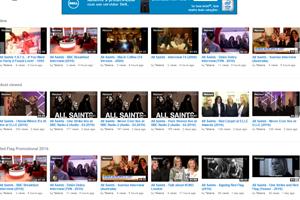 New! Video Fan Site