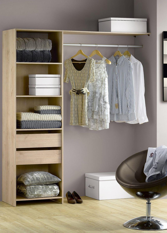 Où trouver un dressing pas cher ? | Amenagement dressing, Dressing chambre et Dressing fait maison