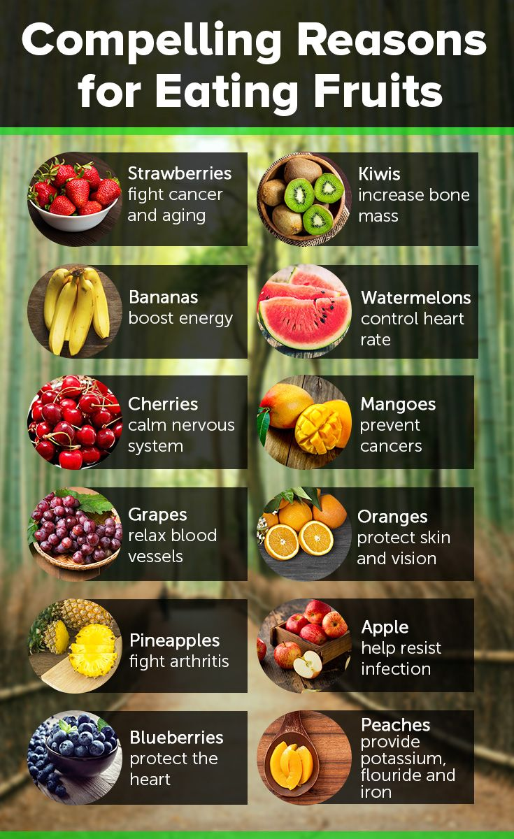 Compelling reasons for eating fruits fruit nutrition health remedies fandeluxe Gallery