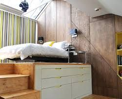 Image Result For Raised Double Bed Frame