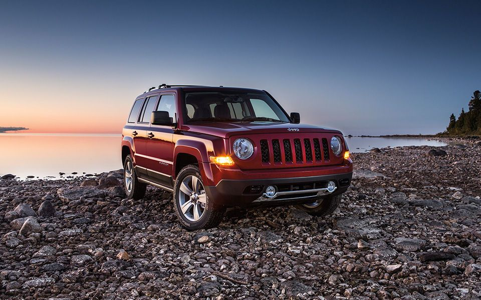 2015 Jeep Patriot Exterior Go farther out there with the
