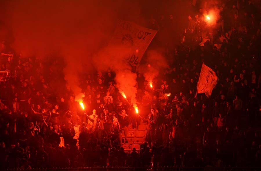 Sedam Tisuca Navijaca Docekalo Hajduk Jutarnji Hr Hnk Hajduk Split Soccer Club Splits