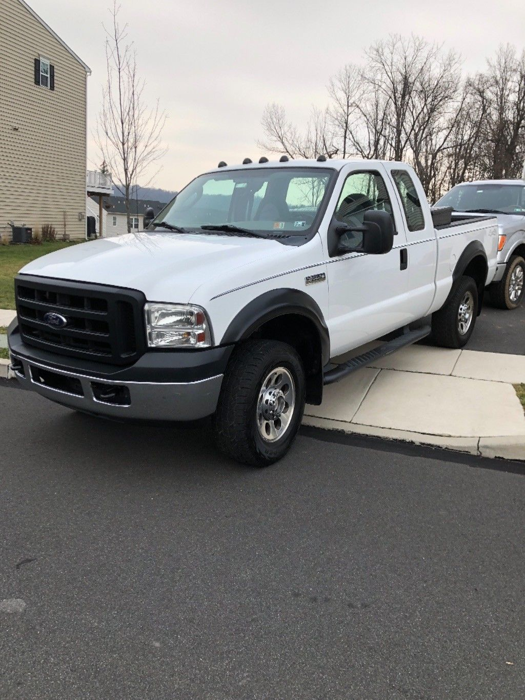 Awesome 2006 Ford F 250 Xl Super Duty 2018 Cars Pinterest And