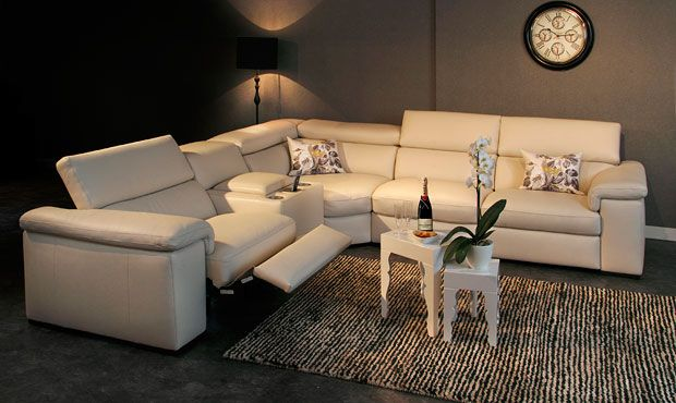 The Fabio is a leather Italian sofa with smooth clean lines. It has fully supporting recliner seats and comes as an armchair sofas and in modular units. & Fabio Cinema sofa (E) Corner sofa as pictured iPod Joining arm ... islam-shia.org