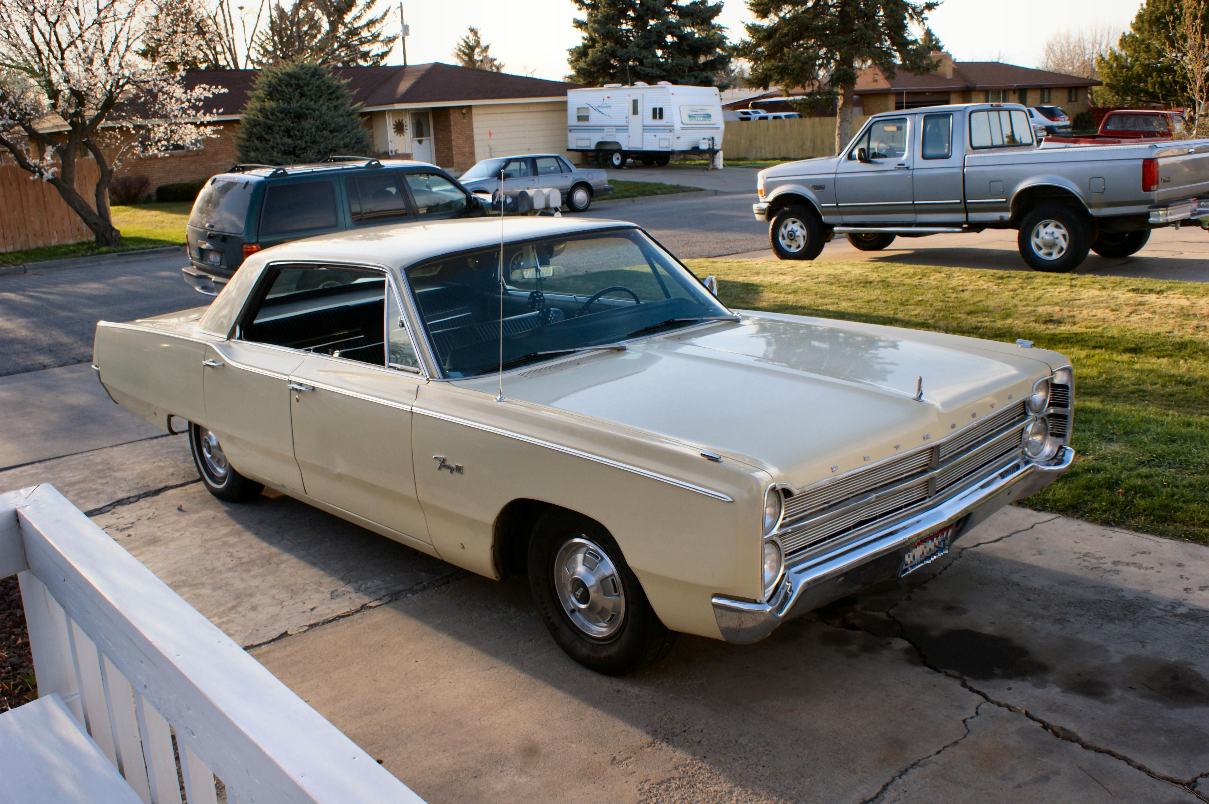 Plymouth fury 1967 google search
