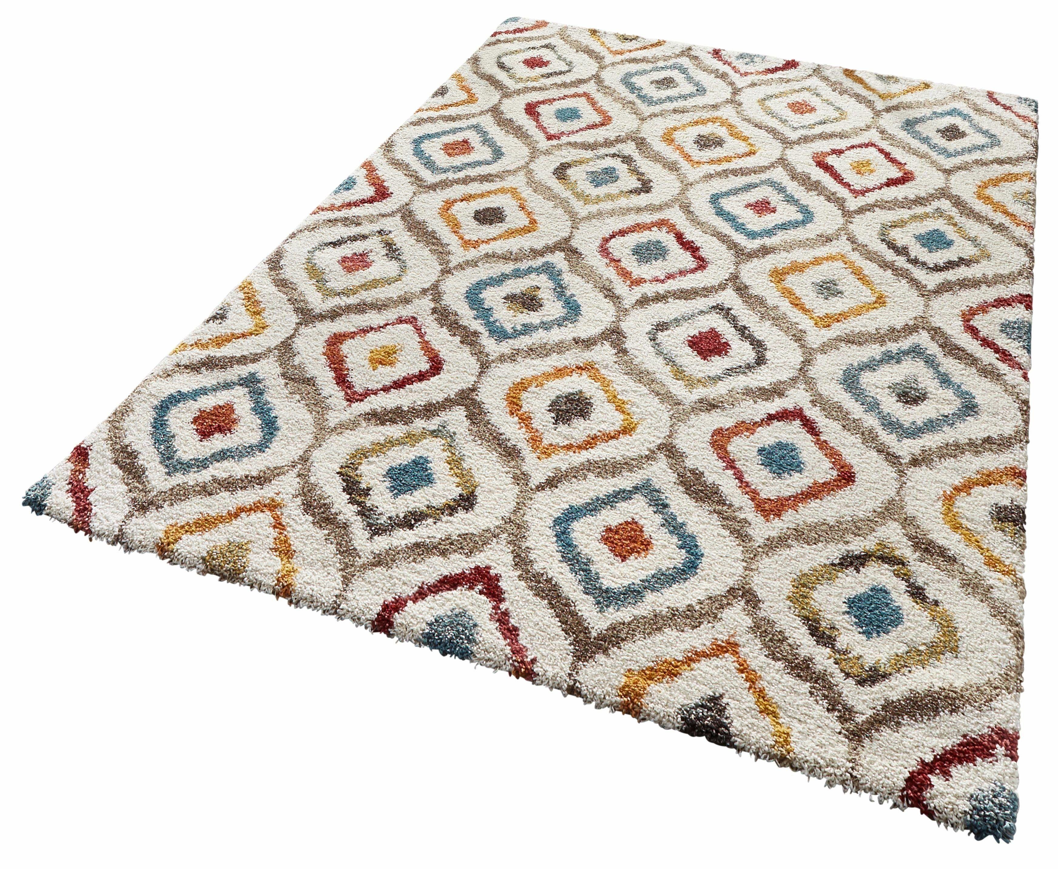 Hochflor Teppich Beige B L 200x290cm 25mm New Age Fußbodenheizungsgeeignet Strapazierfähig Mint Rugs Jetzt Bestelle Teppich Lila Teppich Teppich Beige