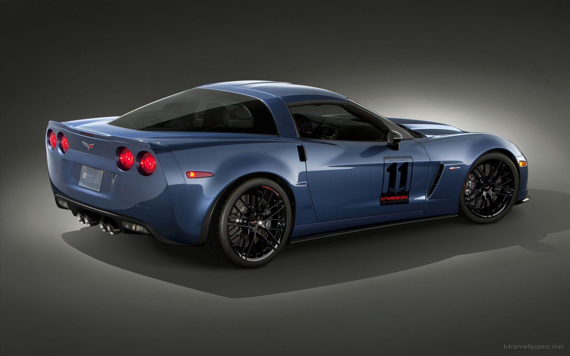 Merveilleux Chevrolet Corvette