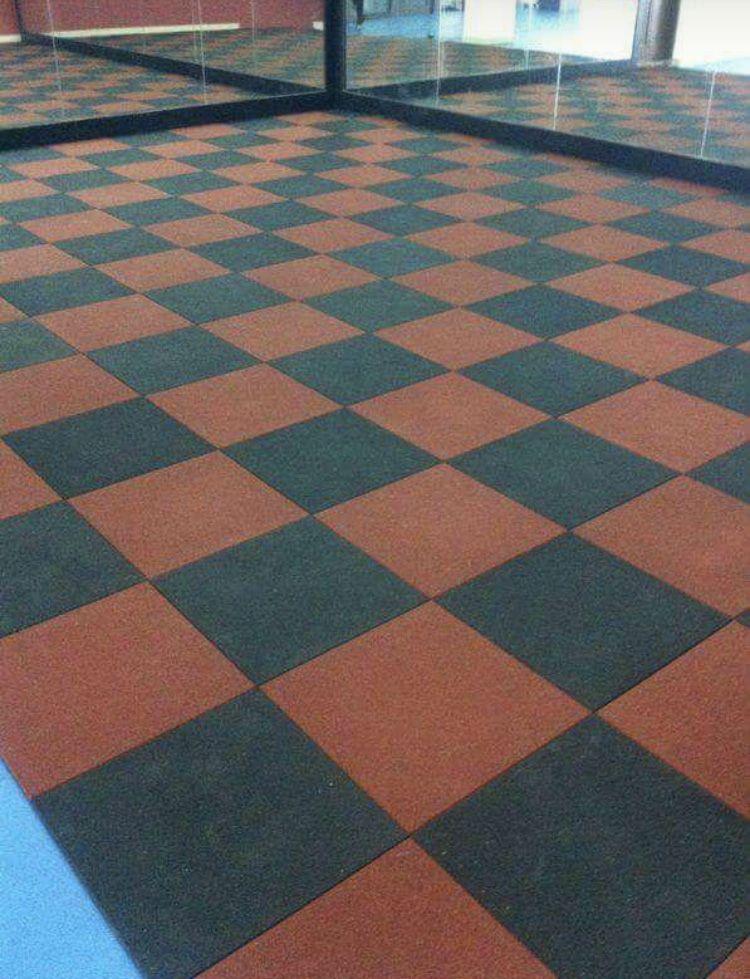 Rubber Flooring Gym