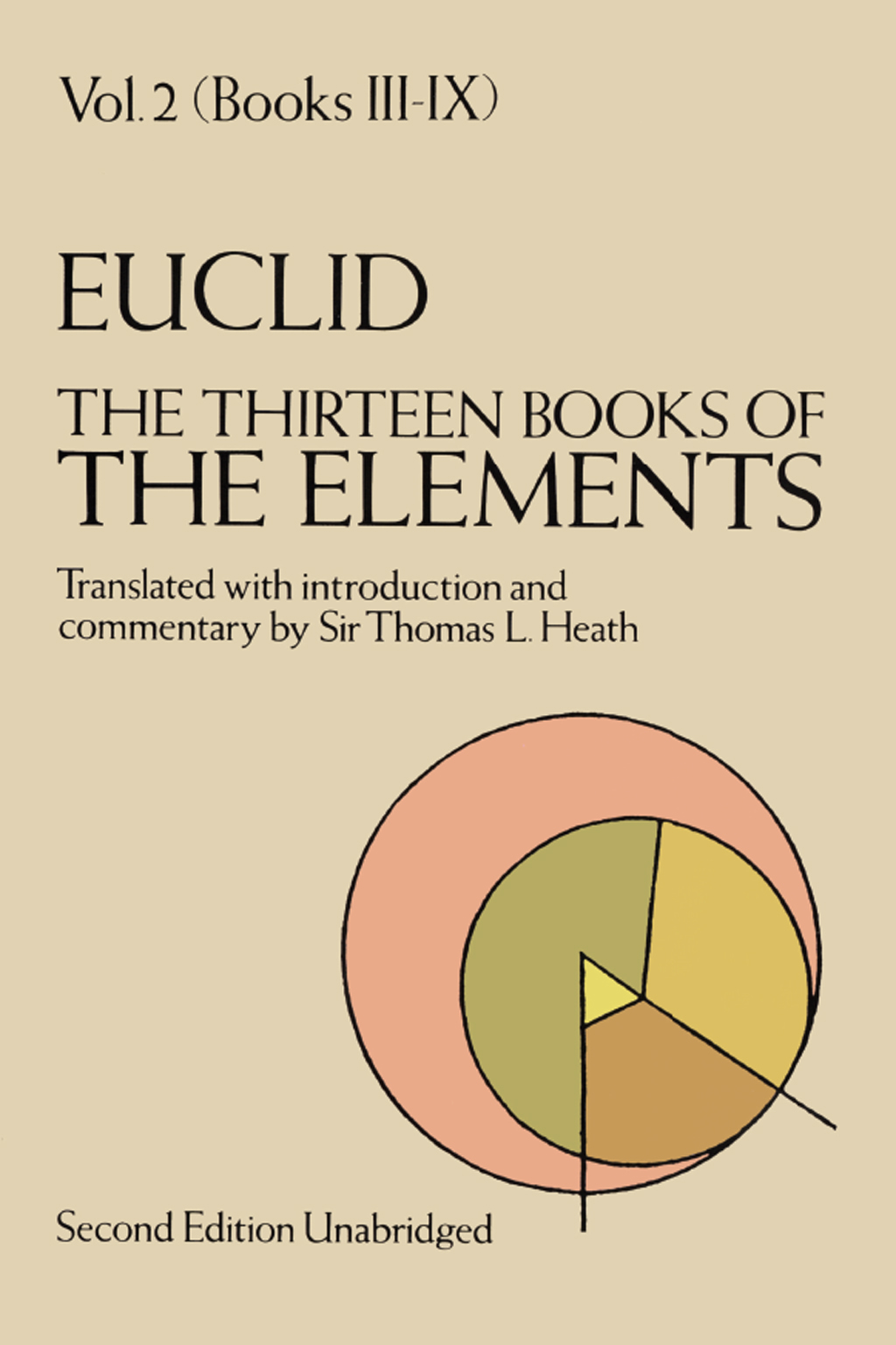 The Thirteen Books of the Elements, Vol. 2 | Mathematical analysis ...