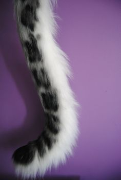 3ca977c83e99 diy snow leopards ears and tail on headband and belt - Google Search ...