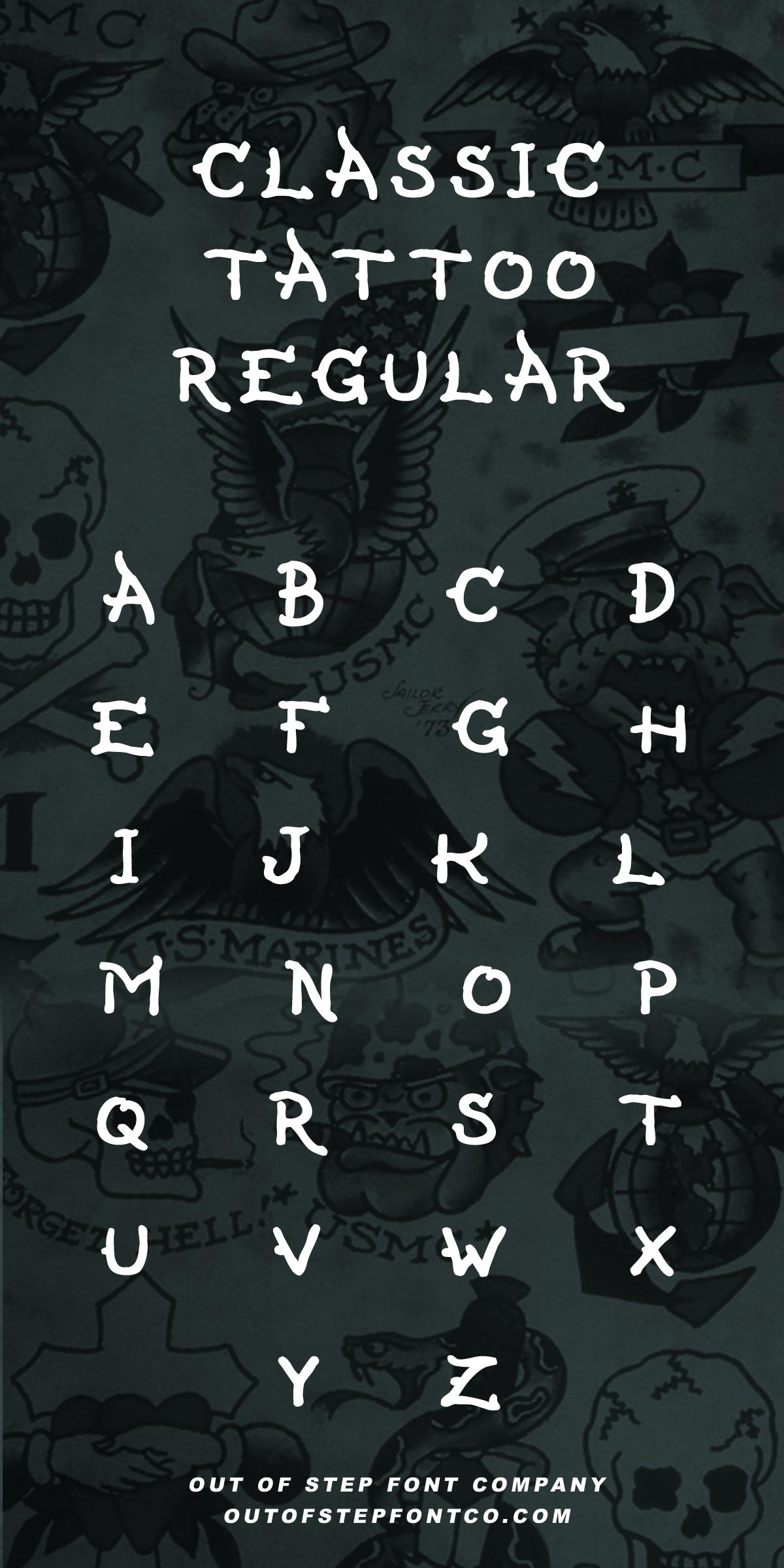 Tattoo Font Collection Tattoo lettering design, Tattoo