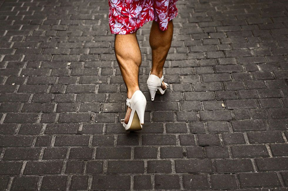 Смешные картинки девушек на каблуках, картинки