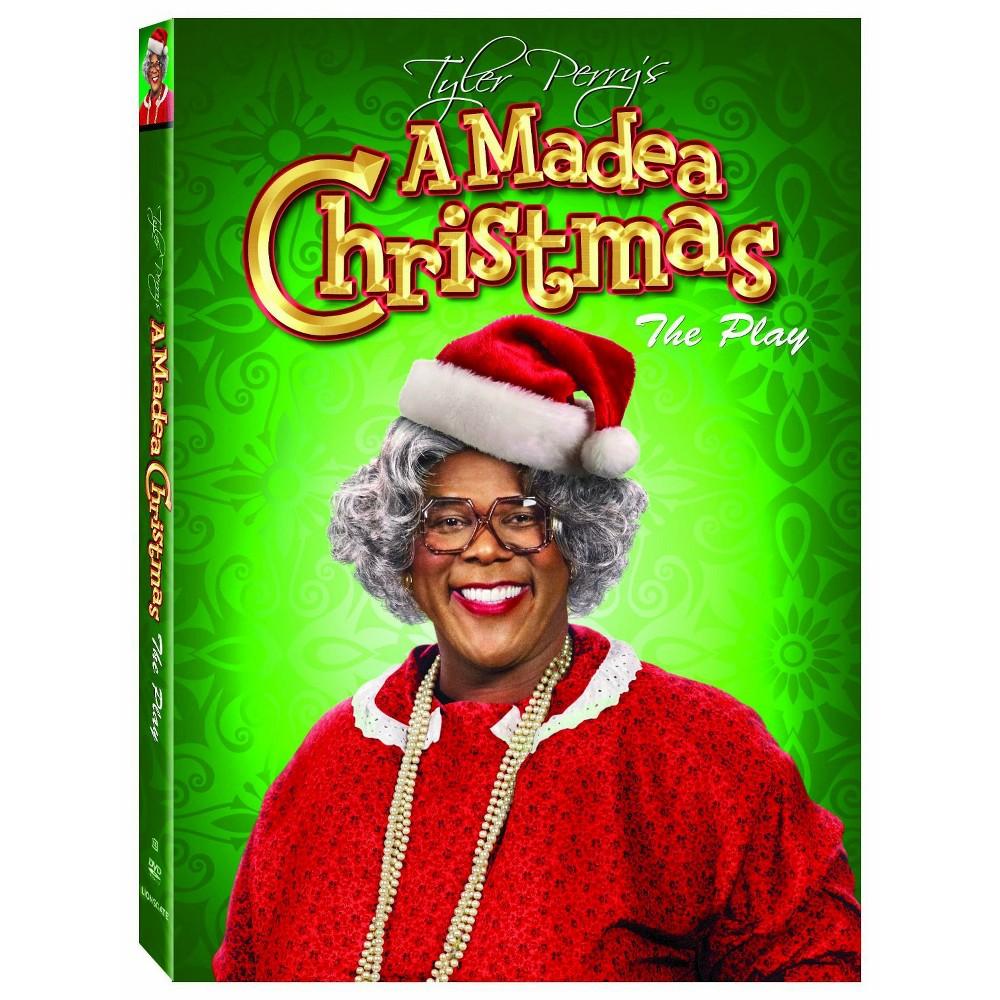 Tyler Perry S A Madea Christmas The Play Madea Christmas Madea Black Christmas Movies
