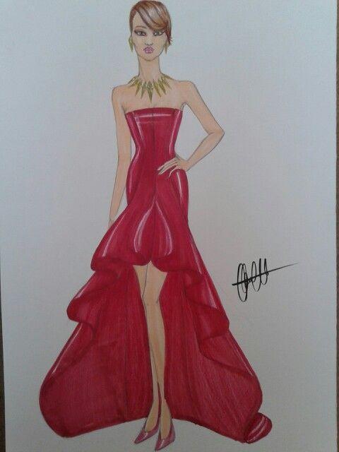 #pinkdress
