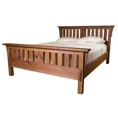 Our Favorite Arts And Crafts Project Plans Fine Woodworking Mission Style Beds Mission Style Bedroom Furniture Bed Styling
