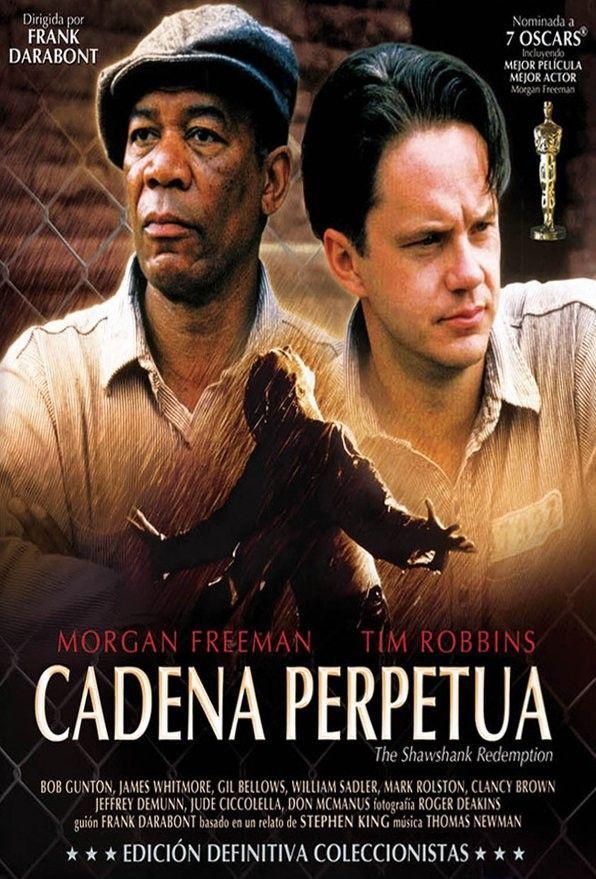 Cadena Perpetua 1994 Ver Peliculas Online Gratis Ver Cadena Perpetua Online Gratis Cadenape The Shawshank Redemption Full Movies Online Free Tim Robbins