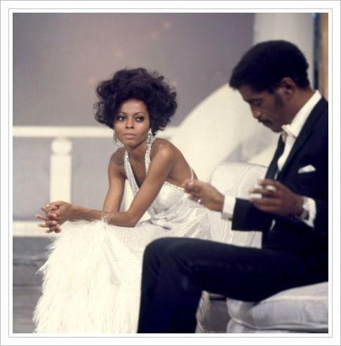 alchrista: Diana Ross and Sammy Davis Jr.