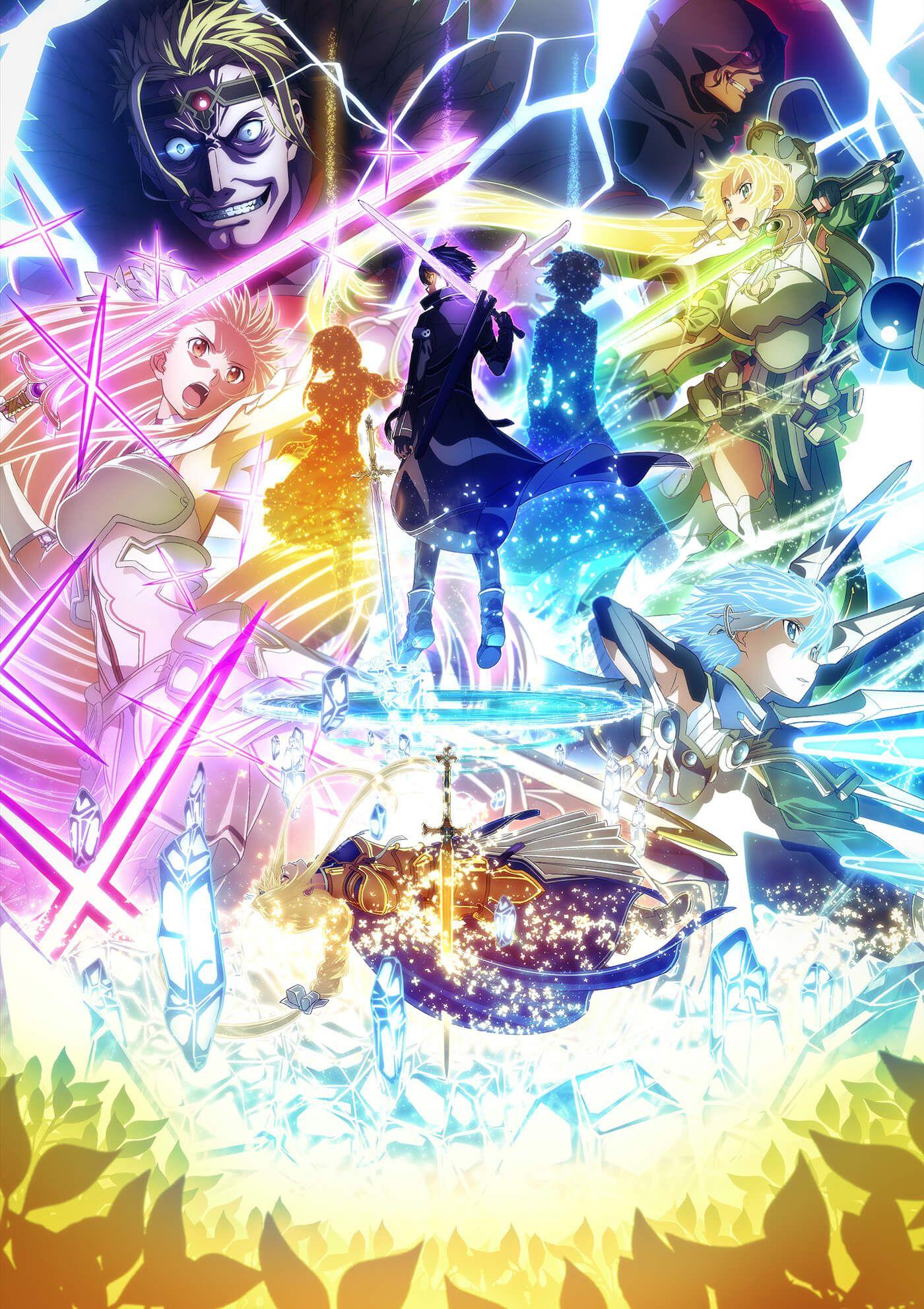 Sword Art Online Alicization War Of Underworld Official Usa