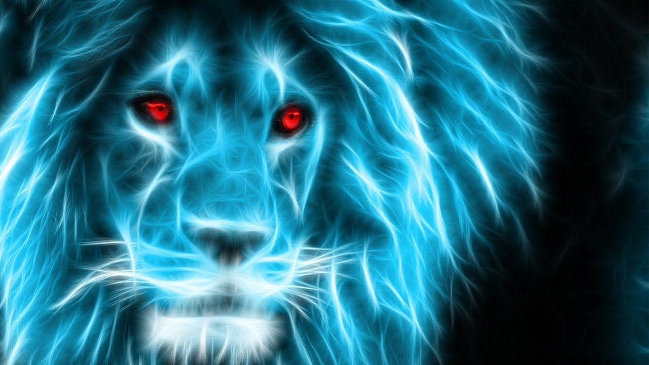 Beginner PhotoManipulation 4 Glowing Animals aka