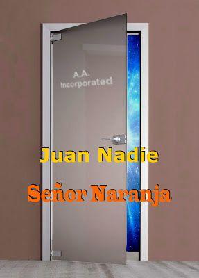 Relatos de Juan Nadie: SEÑOR NARANJA (relato)
