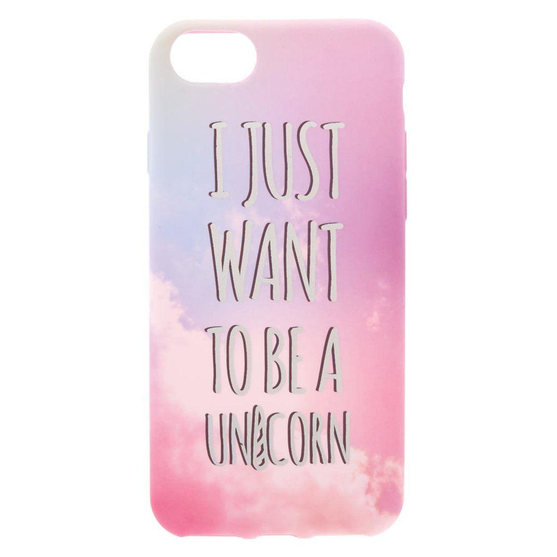 Unicorn Style TPU Soft Protective Case