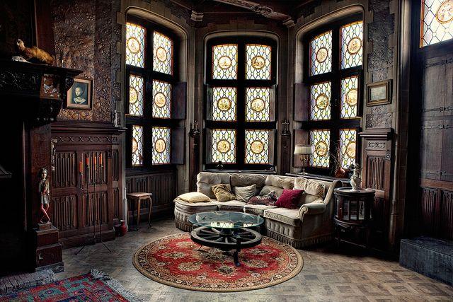 Back In Time Gothic Interior Gothic Interior Design Gothic Home Interior