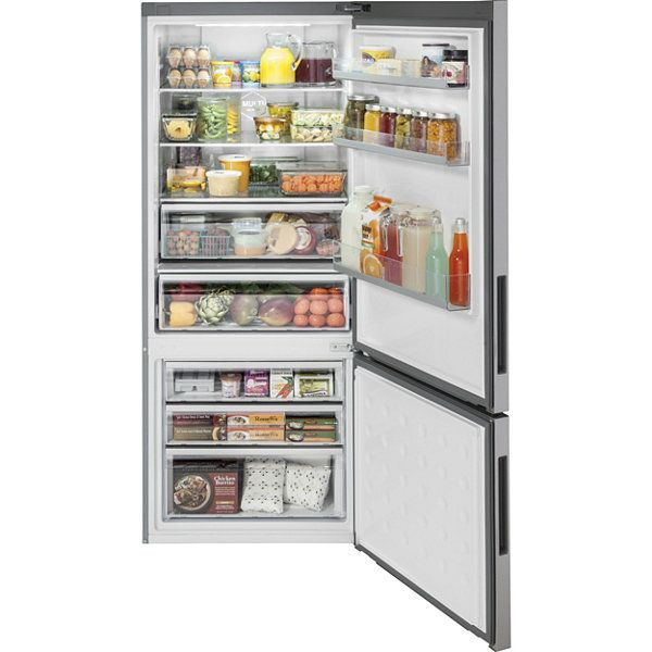 Haier 15 Cu.Ft. Bottom Mount Refrigerator (With images