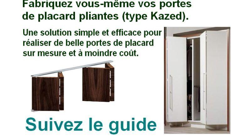 Fabriquer Des Portes De Placard Pliantes Lebricoweb Fabriquer Des Portes De Placard Pliantes Porte Placard Pliante Porte Placard Armoire Pliante